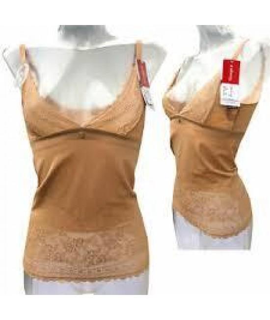 Apatiniai marškinėliai Triumph Lace Sensation Shirt 02 73956
