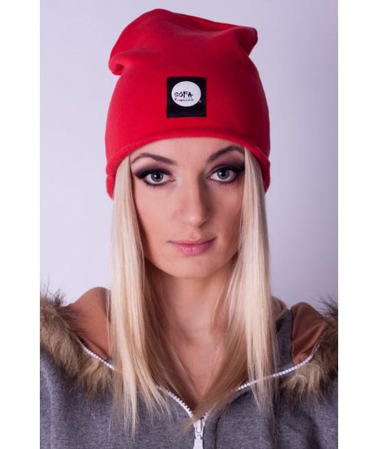 Kepurė Sofa Killer raudona