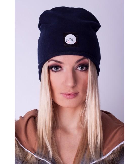 Kepurė Sofa Killer tamsiai mėlynos spalvos