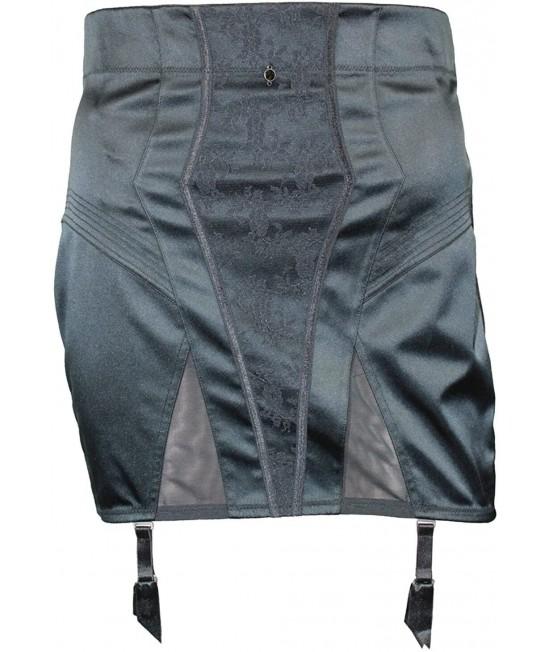 Liekninantis sijonas su prisegamais dirželiais Triumph Vintage Satin Skirt 76393