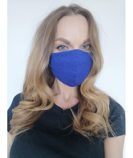 Veido kaukė Sofa Killer mėlyna 73970