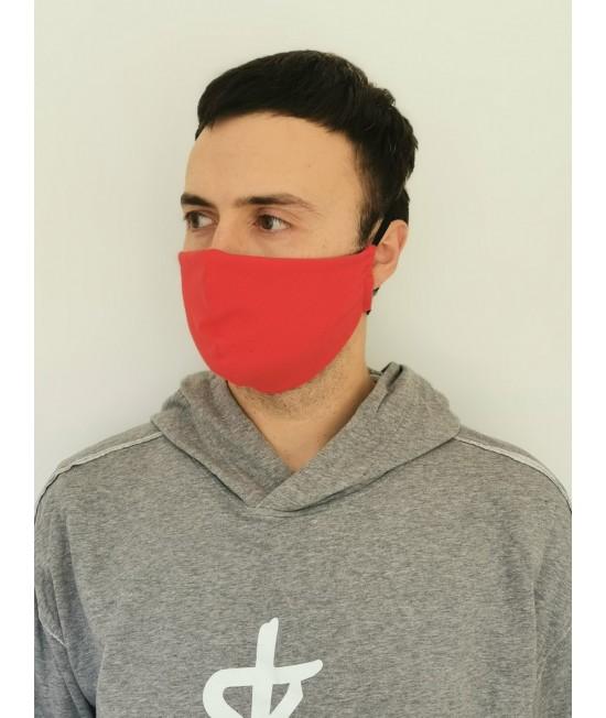 Veido kaukė Sofa Killer raudona 73974