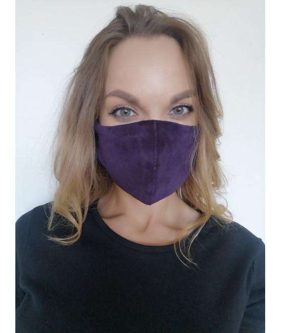 Veido kaukė Sofa Killer baklažano spalvos 73972