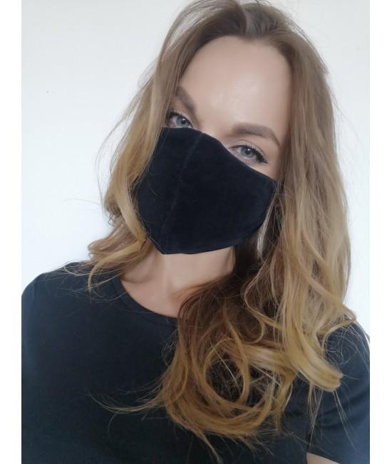 Veido kaukė Sofa KIller juodos spalvos 73973