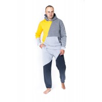 Sportinis kostiumas Sofa Killer keturių spalvų Romby 75303