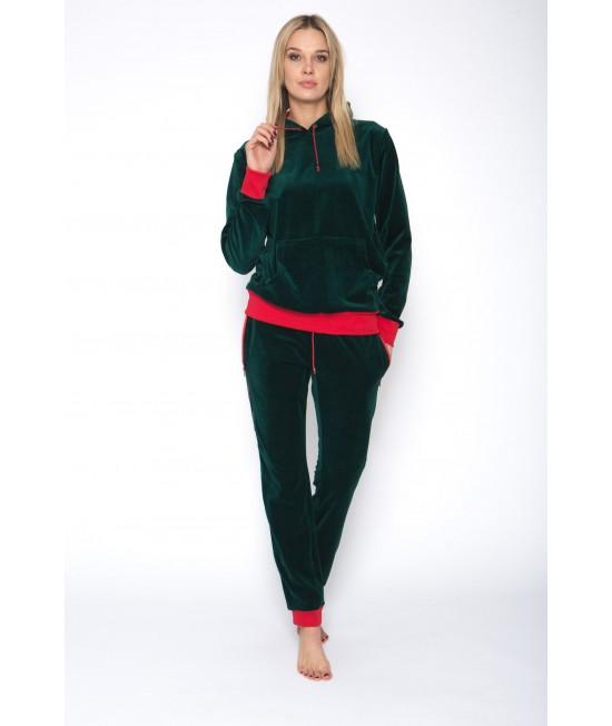 Sportinis kostiumas Sofa Killer smaragdo spalvos 68357