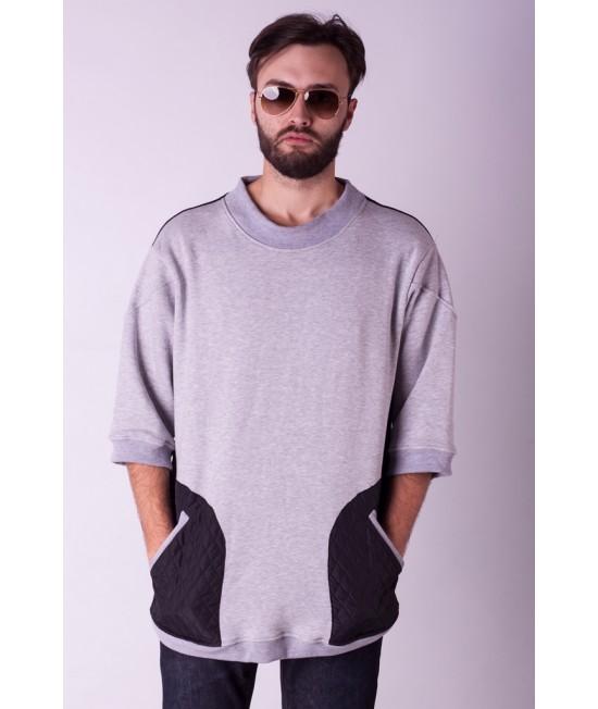 Džemperis Sofa Killer šviesiai pilkas