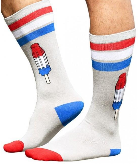 Vyriškos kojinės Andrew Christian Popsicle